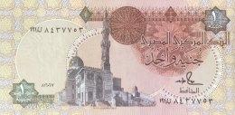 Egypt 1 Pound, P-50d (1986, Signature 18) - UNC - Aegypten