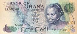 Ghana 1 Cedi, P-13c (2.1.1976) - UNC - Ghana
