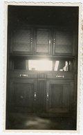 Meuble Miroir Reflet Flash Abstract 30s 40s Intérieur Buffet Abstrait - Objects