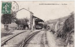 69 PONT-TRAMBOUZE **La Gare** - France