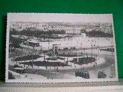 1951 - Turchia - Istanbul - Beyoglu - Kare Taksim Meydani  (P. Canonica) - Cumhuriyet  Aniti - Stazione Tram  Gezi Parki - Turchia