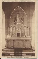 CP 02 - Beaurevoir - Eglise Sainte Jeanne D'Arc Maitre Autel - Frankrijk