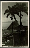 RB 1222 - Real Photo Postcard - Rio De Janeiro Brazil Brasil - Pro De Assocar - Rio De Janeiro