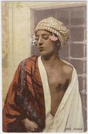 JEUNE ARABE *** / 1794 A - Portretten