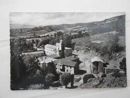66 PO - Près De SAILLAGOUSE  Le Village De LLO : La Colonie De Vacances - Frankrijk