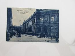 CPA Animée - KAISERSLAUTERN - Bureau De La Place Platzarnt - Kaiserslautern