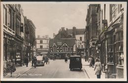 °°° 11830 - UK - MARKET SQUARE , WELLINGTON - 1948 With Stamps °°° - Shropshire