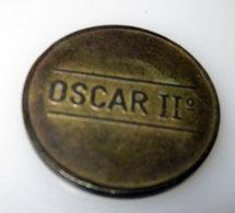 OSCAR II° GETTONE D 26 MM. - Other