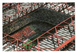 01 MILANO 18x12 Cm - STADIO - ESTADIO - STADION - STADE - STADIUM - CALCIO - SOCCER - FOOTBALL - Stadi