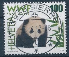 1382 / 2189 Mit Vollstempel SIERRE - Schweiz
