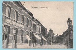Edeghem : Dorpstraat - Edegem