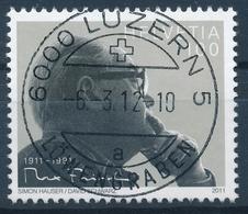 1385 / 2190 Mit Vollstempel LUZERN 5 LÖWENGRABEN - Schweiz