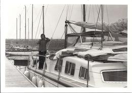 LE SOLARIS   AU HAVRE MARS 1973 - Barcos