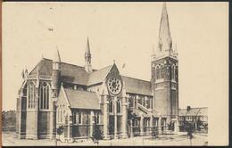 °°° 11834 - UK - ST. MATTHEWS CHURCH - 1906 With Stamps °°° - Northamptonshire