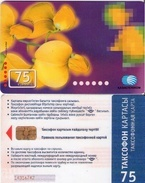 TARJETA TELEFONICA DE KAZAJSTAN (527) - Kazakhstan