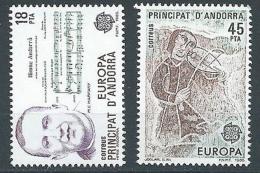 1985 EUROPA ANDORRA SPAGNOLA MNH ** - EV - Europa-CEPT
