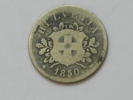 10 Centimes Rappen  1850 BB  - Suisse - Switzerland   ***** EN ACHAT IMMEDIAT ***** - Suiza