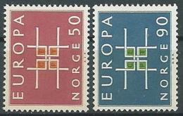 1963 EUROPA NORVEGIA MNH ** - EV-4 - Europa-CEPT