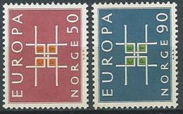 1963 EUROPA NORVEGIA MNH ** - EV-5 - Europa-CEPT