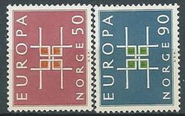 1963 EUROPA NORVEGIA MNH ** - EV-6 - Europa-CEPT