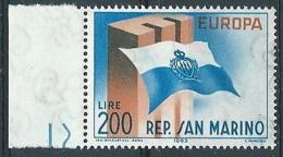 1963 EUROPA SAN MARINO MNH ** - EU8824 - Europa-CEPT