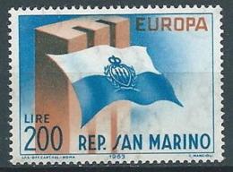 1963 EUROPA SAN MARINO MNH ** - EV-5 - Europa-CEPT
