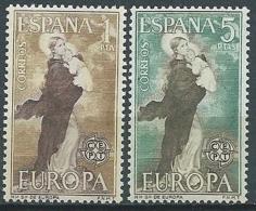 1963 EUROPA SPAGNA MNH ** - EV-2 - Europa-CEPT