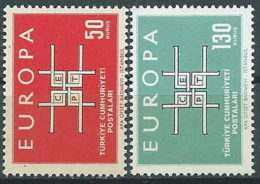 1963 EUROPA TURCHIA MNH ** - EV - Europa-CEPT