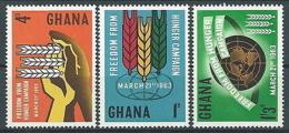 1963 GHANA LOTTA CONTRO LA FAME MNH ** - GB002 - Ghana (1957-...)