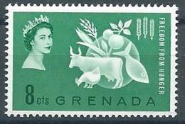 1963 GRENADA LOTTA CONTRO LA FAME MNH ** - GB002 - Grenada (1974-...)