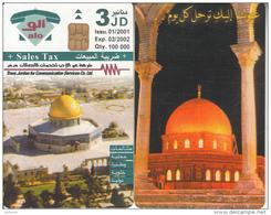 JORDAN - Al Aqsa Mosque, 01/01, Sample(no CN) - Jordan