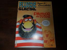 FLUIDE GLACIAL  N° 66 / DEC.1981 - Fluide Glacial