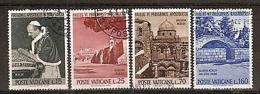 1964 VATICANO USATO PAOLO VI IN TERRASANTA - RR5369 - Oblitérés