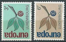 1965 EUROPA LUSSEMBURGO MNH ** - EV-2 - Europa-CEPT