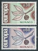 1965 EUROPA MONACO MNH ** - EU8824 - Europa-CEPT