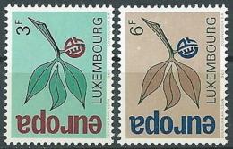 1965 EUROPA LUSSEMBURGO MNH ** - EV-3 - Europa-CEPT