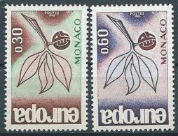 1965 EUROPA MONACO MNH ** - EV-3 - Europa-CEPT