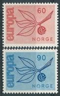 1965 EUROPA NORVEGIA MNH ** - EU8824 - Europa-CEPT