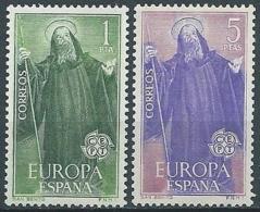 1965 EUROPA SPAGNA MNH ** - EV-2 - Europa-CEPT