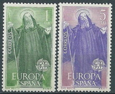 1965 EUROPA SPAGNA MNH ** - EV-3 - Europa-CEPT
