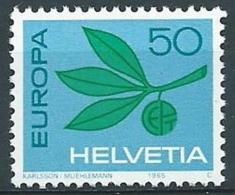 1965 EUROPA SVIZZERA MNH ** - EU8824 - Europa-CEPT