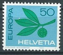 1965 EUROPA SVIZZERA MNH ** - EV - Europa-CEPT
