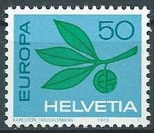 1965 EUROPA SVIZZERA MNH ** - EV-2 - Europa-CEPT