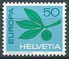 1965 EUROPA SVIZZERA MNH ** - EV-4 - Europa-CEPT