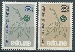 1965 EUROPA TURCHIA MNH ** - EV-2 - Europa-CEPT