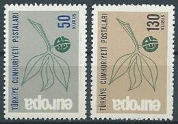 1965 EUROPA TURCHIA MNH ** - EV-3 - Europa-CEPT