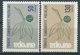 1965 EUROPA TURCHIA MNH ** - EV-4 - Europa-CEPT
