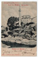 BOSNIA HERZEGOVINA - GRUSS AUS MOSTAR / MOSQUE - 1899 - Bosnia Erzegovina