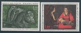 1966 FRANCIA QUADRI DI FRANCIA MNH ** -  FR801 - Francia