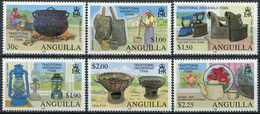 Anguilla. 2009. Traditional Household Items (MNH OG **) Set Of 6 Stamps - Anguilla (1968-...)